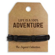 68453 Armband life is a 100% adventure