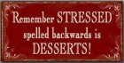Magneet: Remember stressed spelled … EM3176