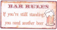 Magneet: Bar rules, if you're still... EM5387