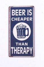 Magneet: Beer is cheaper than therapy. EM5385
