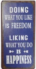 Magneet: Doing what you like is freedom... EM4998