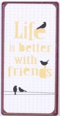 Magneet: Life is better with friends. EM5725