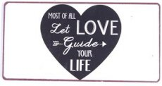 Magneet: Most of all let love guide... EM5476